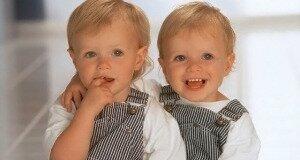 Toddler Twins
