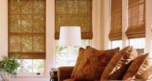 Как выбрать римские шторы для вашей комнаты