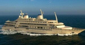 Яхта Аль Саїд
