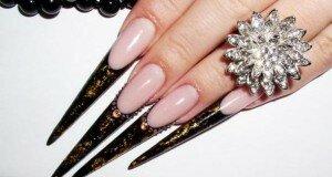 Ногти - стрелы желания