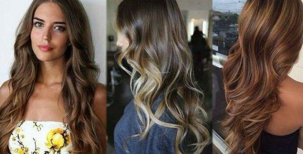 наймодніший колір волосся